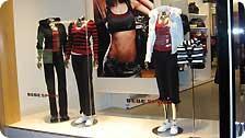 Sexy gym gear