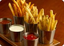 Duck Fat Fries