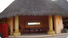 Palapa Outside