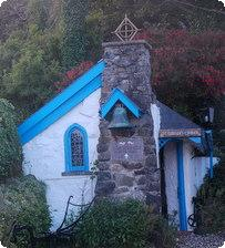 St. Gobbans, smallest church in Ireland
