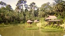 Borneo travel accomodations