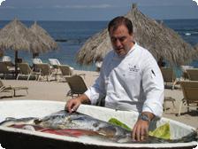 Chef Juan Jose Gaffuri