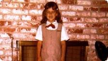 Jennifer as a Brownie, 1976