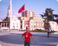 Paul in Albania