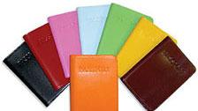 Jack Georges Passport Holders