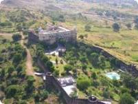 Karni Fort, Bambora