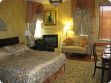 A premium king room