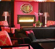 Pink Lounge - The Killarney Park Hotel