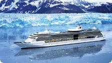 A Princess Cruise in Alaska.
