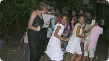 dancing in Madagascar