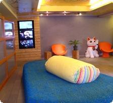 Hotel Tomo lobby