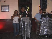 Karaoke at my favorite bar in Manly