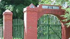 Jewish Graveyard Gate.