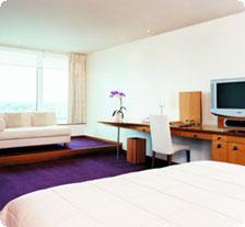 Metropolitan Hotel Rooms