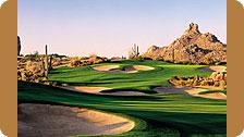 The 18th hole of Troon