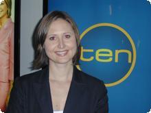 Aussie TV Reporter Andrea Clarke
