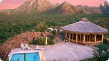 The Danzante resort in Mexico.