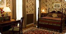 A premium queen room