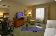 Stay Fit Kit at the Hilton Garden Inn