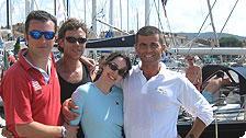 Me + Sailors = Fun!