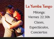 La Yumba, la casa del Tango en Barcelonoa