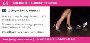 Milonga de Josep y Teresa
