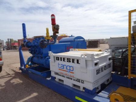 Mud Pumps | Tango Oilfield Solutions | Australia