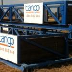 Drill Pipe Bin / Tub (Tango Oilfield Rental Solutions)