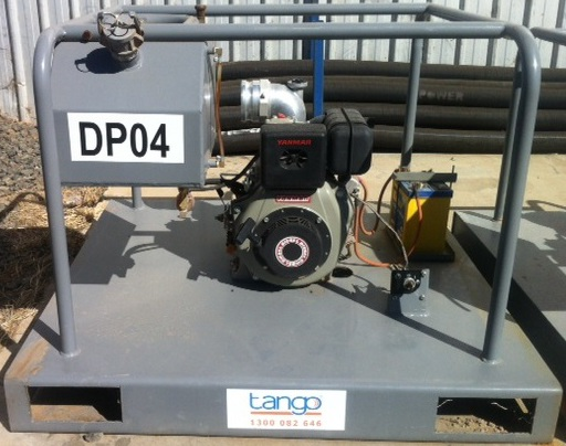 Transfer / Trash Pump (Tango Oilfield Rental Solutions)