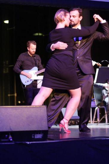 tango föreställning