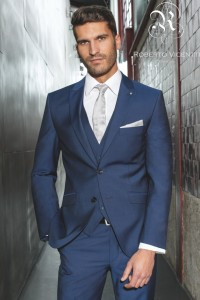 lightweight Blue Suits