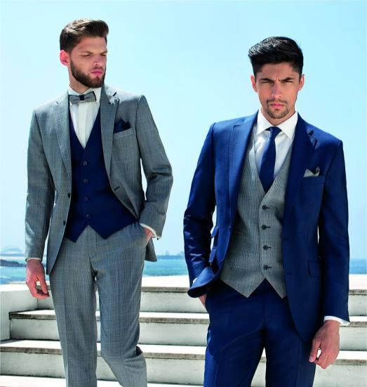 Vintage Blue or Grey Mixer Suit - €140