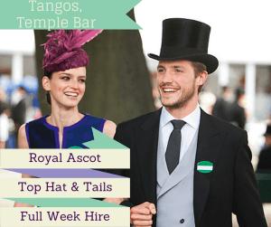 Ascot Top Hats