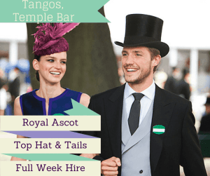Royal Ascot Suit Hire