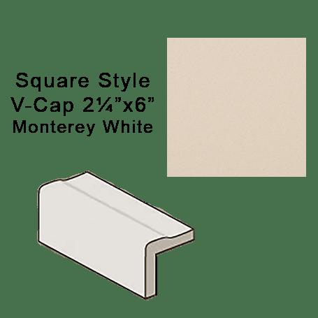 square style v cap