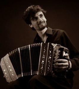 michael zisman, bandoneonista