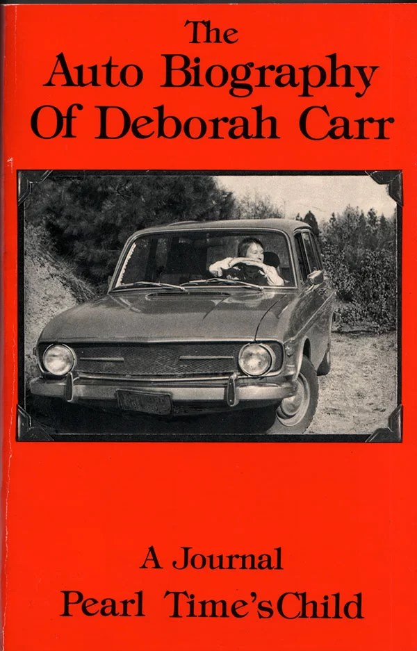 The Auto Biography of Deborah Carr