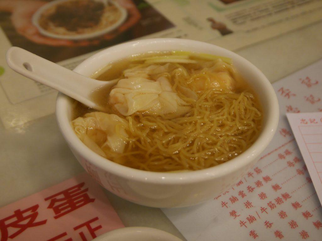 麥奀記 (忠記) 麵家 蝦雲吞麺