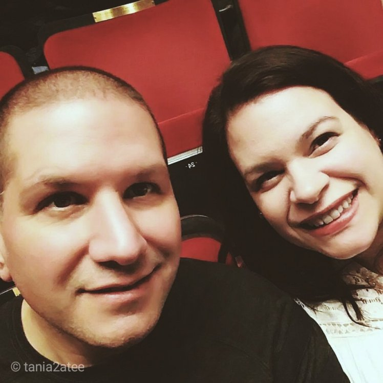 seeing a comedy show as a date night idea, wifehood, tania2atee