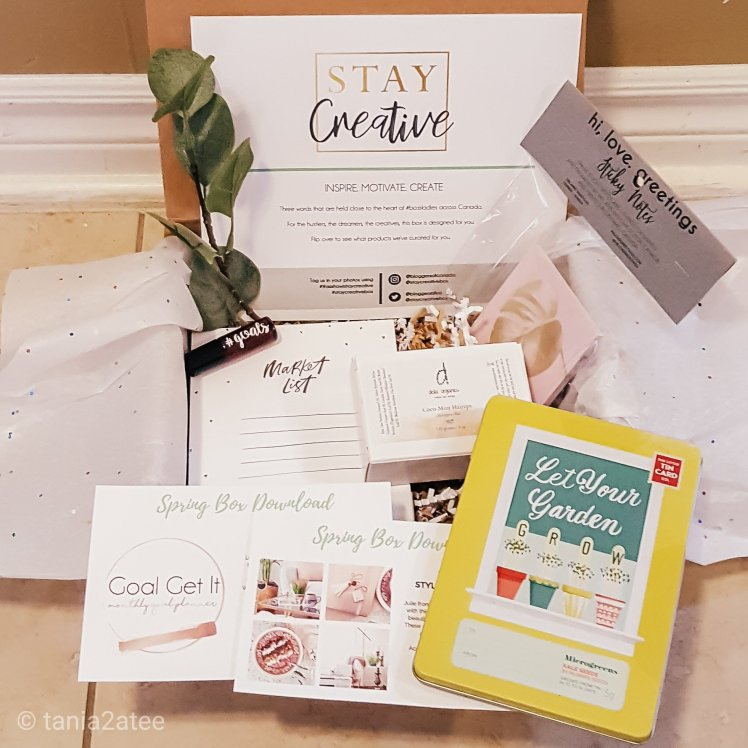 tania2atee-subscription-boxes-for-mothers-day-spring-2019-stay-creative-box