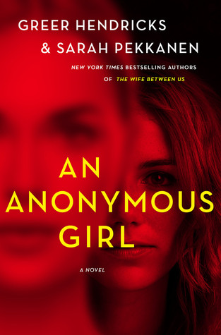 Book cover of An Anonymous Girl