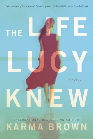 Book cover of The Life Lucy Knew