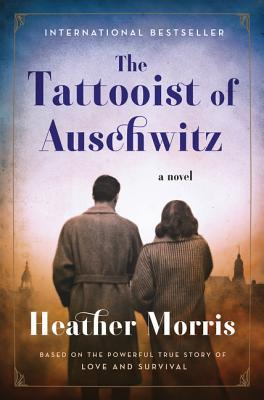 book cover of The Tatooist of Auschwitz