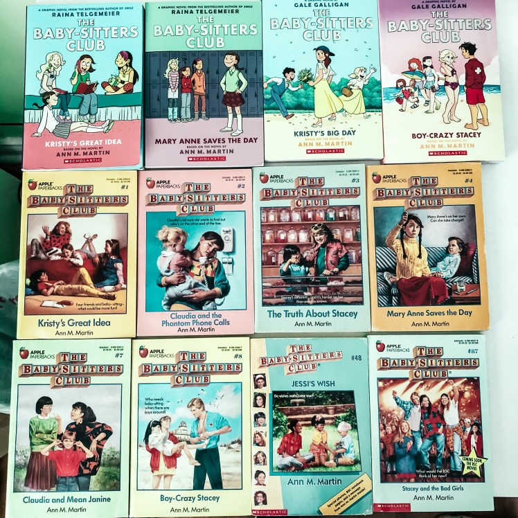 The Baby-Sitters Club Book Series