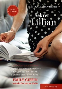 Sekret Lillian 210x300 - Sekret Lillian - Patti Callahan Henry