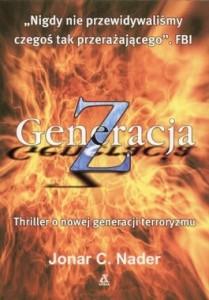 Generacja Z 209x300 - Generacja Z - Jonar Nader