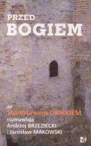 Przed Bogiem 188x300 - Przed Bogiem - Stanisław Obirek, Andrzej Brzeziecki