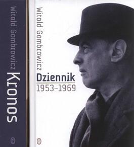 Dziennik 1953 1969 + Kronos - Dziennik 1953-1969 + Kronos - Witold Gombrowicz