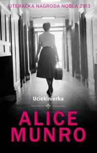 Uciekinierka 189x300 - Uciekinierka - Alice Munro
