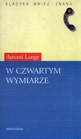 W czwartym wymiarze - W czwartym wymiarze - Antoni Lange
